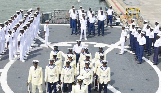 nigerian navy shortlisted names