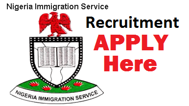 Nigeria Immigration Service Recruitment