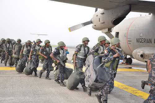 Nigerian AirForce recruitment