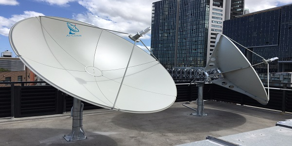 C BAND FREQUENCY DISH