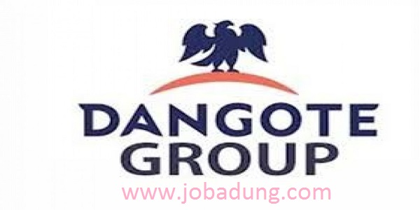 Dangote graduate trainee recruitment