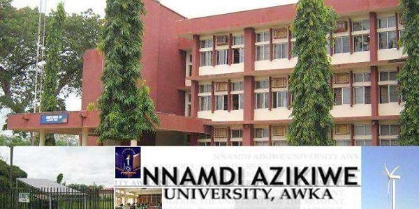unizik departmental cut off