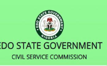 edo state civil service