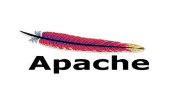 fix apache web server