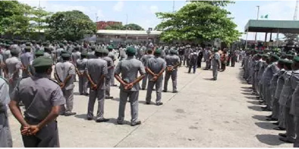 Nigeria Customs Service Shortlist