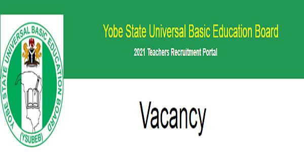 Yobe state subeb recruitment