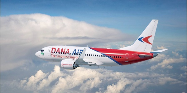 Dana Air Recruitment