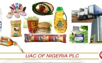 UAC Foods Limited Management
