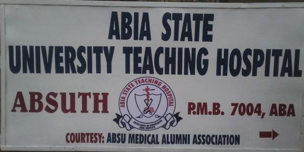 Abia State University Teaching Hospital (ABSUTH) Recruitment