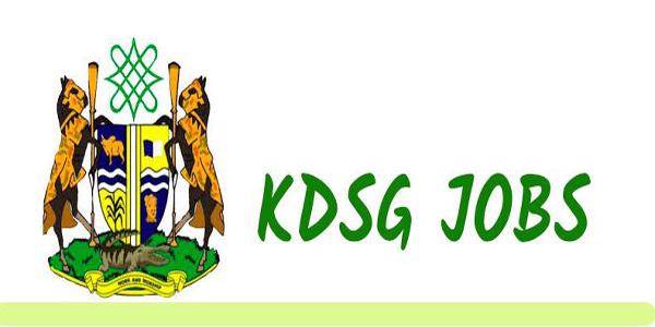 KSDG Recruitment