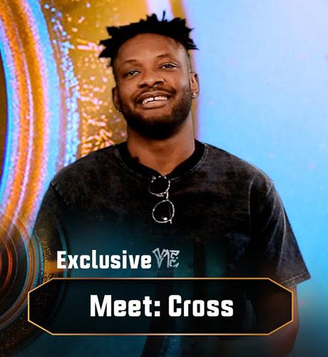 Cross BBNaija Season 6