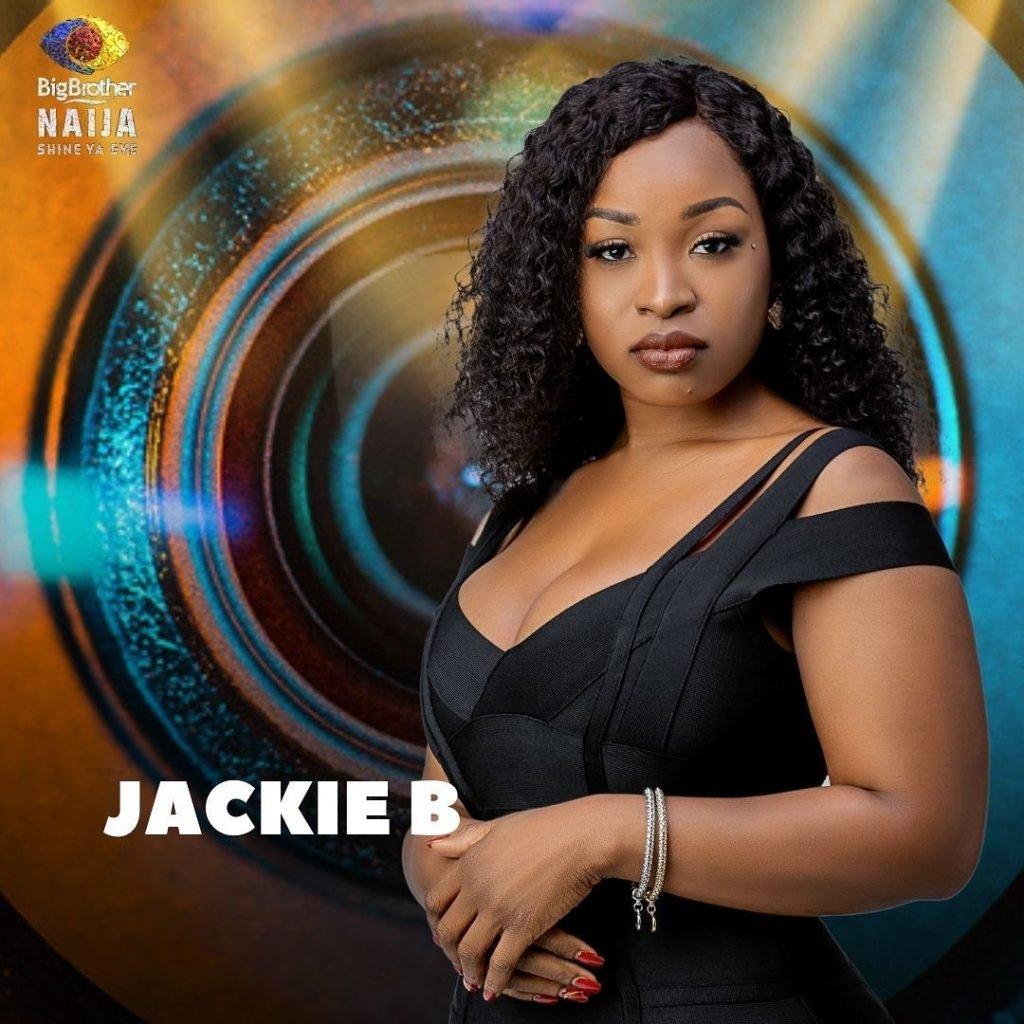 Jackie B BBNaija Season 6