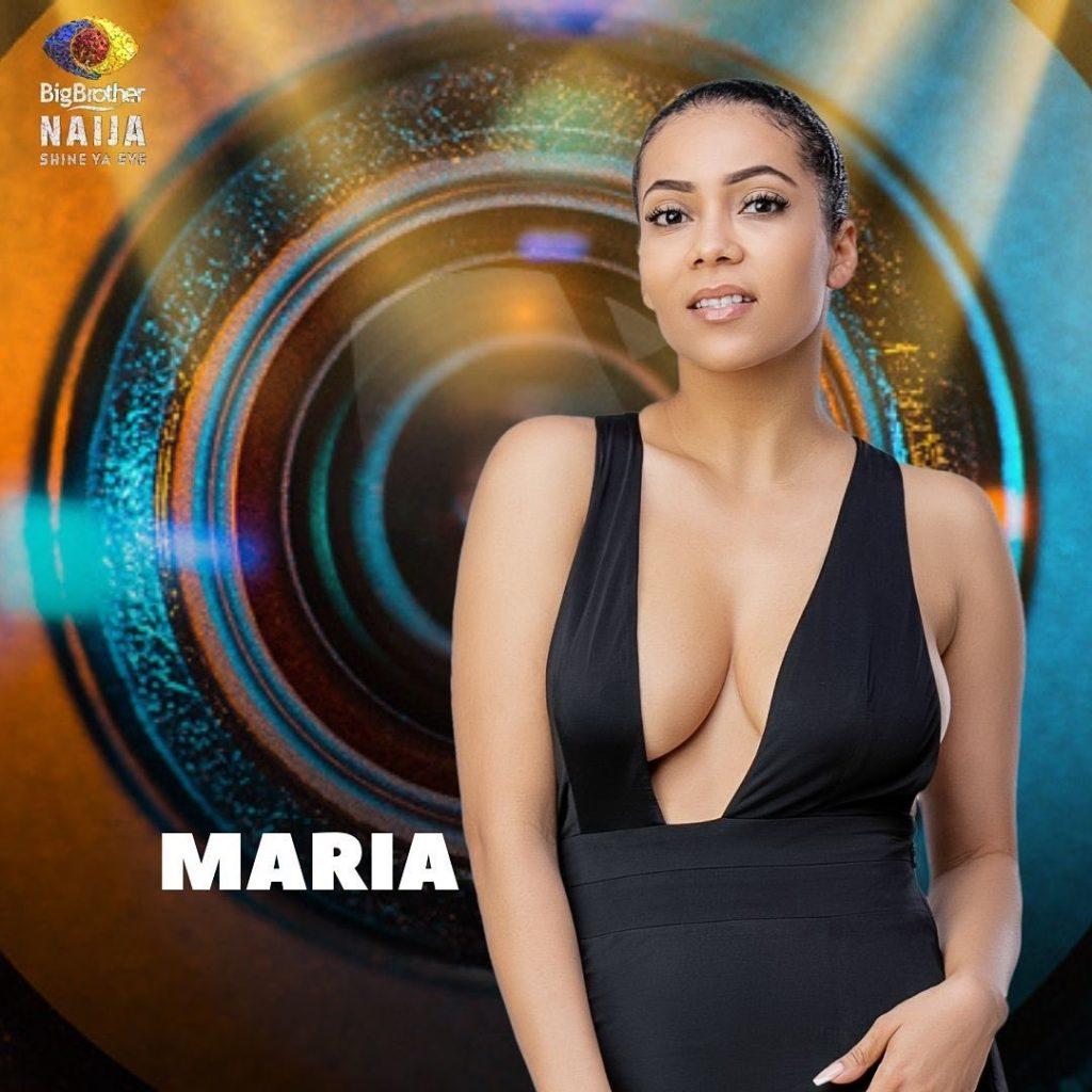 Maria BBNaija Season 6