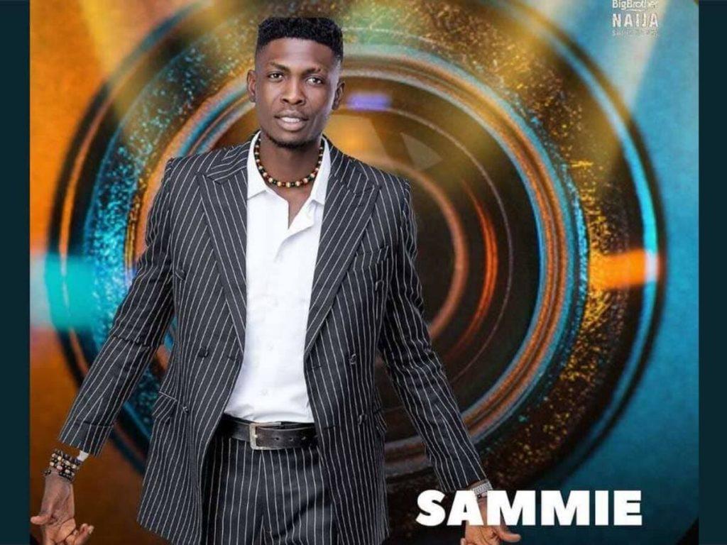 Sammie BBNaija Season 6