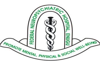Federal Neuropsychiatric Hospital (FNHE) Enugu Internship