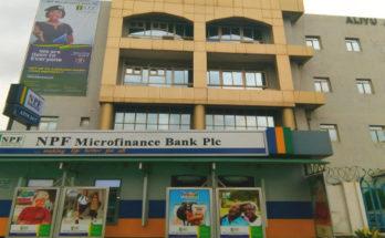 NPF Microfinance Bank Recruitment